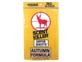 Wildlife Research Center Scent Killer Scent Elimination Dryer Sheets Autumn Formula Pack of 12
