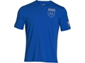 Under Armour Men's UA Freedom Eagle T-Shirt Short Sleeve Cotton and Polyester
