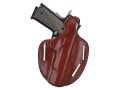 "Bianchi 7 Shadow 2 Holster Right Hand Ruger SP101 2"", 3"" S&W J-Frame 3"" Barrel Leather Tan"