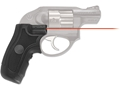 Crimson Trace Lasergrips Ruger LCR & LCRX Polymer Black