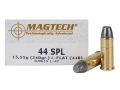 Product detail of Magtech Cowboy Action Ammunition 44 Special 240 Grain Lead Flat Nose Box of 50