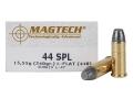 Magtech Cowboy Action Ammunition 44 Special 240 Grain Lead Flat Nose