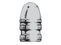 Saeco 3-Cavity Bullet Mold #391 38 Special, 357 Magnum (358 Diameter) 158 Grain Round Nose Bevel Base