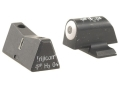 XS 24/7 Express Night Sight Set Sig P225, P226, P228, P229, SP2009, SP2340, Springfield XD, XDM, XDS Steel Matte Tritium Dot
