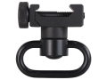 ProMag Rail Mount Sling Adapter Heavy Duty with Quick Detach Sling Swivel AR-15 Aluminum Matte