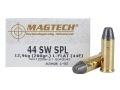 Product detail of Magtech Cowboy Action Ammunition 44 Special 200 Grain Lead Flat Nose Box of 50