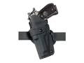 "Product detail of Safariland 701 Concealment Holster Left Hand HK USP 40C, 9C 1.5"" Belt Loop Laminate Fine-Tac Black"