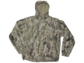 Natural Gear Men's Windproof Fleece Hooded Sweatshirt Polyester Natural Gear Natural Camo Medium 38-40
