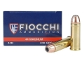 Product detail of Fiocchi Shooting Dynamics Ammunition 44 Remington Magnum 240 Grain Jacketed Hollow Point Box of 50