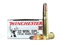 Winchester Super-X Ammunition 32 Winchester Special 170 Grain Power-Point