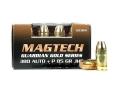 Magtech Guardian Gold Ammunition 380 ACP +P 85 Grain Jacketed Hollow Point