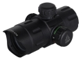 Leapers UTG Red Dot Sight 38mm Tube 1x 4 MOA Red and Green Dot with Low and Medium Quick Detachable Picatinny-Style Mounts Matte