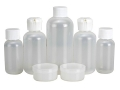 Coghlan&#39;s Contain-Alls Storage Bottles Kit Polymer Clear