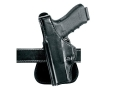 Safariland 518 Paddle Holster Left Hand Sig Pro SP2340 Laminate Black