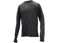 ScentBlocker Black Out 1.5 Performance Crew Shirt Long Sleeve Polyester Black
