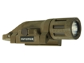 Inforce WML Tactical Strobing Weaponlight LED with 1 CR123A Battery Fits Picatinny Rails Fiber Composite Flat Dark Earth