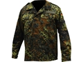 Military Surplus German Flecktarn Camo Field Shirt