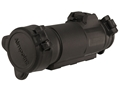 Aimpoint CompM4S Official US Army Red Dot Sight 30mm Tube 1x 2 MOA Dot Matte with Flip-Up Lens Covers