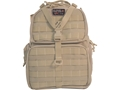 G Outdoors Tactical Range Bag Backpack