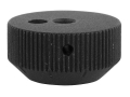 Product detail of Olympic Rear Sight Base Windage Knob AR-15 A2 Matte