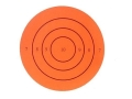 "Lyman Hot Bullseye 3"" Self-Adhesive Red Pack of 25"