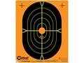 "Caldwell Orange Peel Target 9"" Self-Adhesive Silhouette"