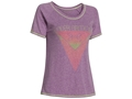 Under Armour Women's Fade-Out Graphic Short Sleeve T-Shirt Charged Cotton