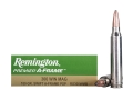 Remington Premier Ammunition 300 Winchester Magnum 180 Grain Swift A-Frame Pointed Soft Point Box of 20