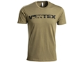 Vortex Men's Concealed Carry T-Shirt Short Sleeve Cotton Olive