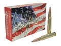 Hornady American Whitetail Ammunition 30-30 Winchester 150 Grain Interlock Round Nose Box of 20