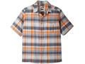Mountain Khakis Men's Tomahawk Madras Shirt Short Sleeve Cotton
