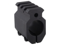 EGW Gas Block Single Picatinny Rail Clamp-On AR-15, LR-308 Standard Barrel .750&quot; Inside Diameter