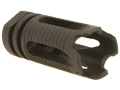 "Model 1 Flash Hider AR-15 Phantom 1/2""-28 Thread Pre-Ban Steel Matte"