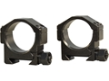 Valdada IOR 30mm Tactical Heavy Duty Picatinny-Style Rings Steel Matte Low
