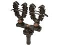 Kolpin Powersports KXP Rhino UTV Double Gear Grip XL Pack of 2