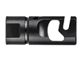 "Daniel Defense Muzzle Climb Mitigator Muzzle Brake 1/2""-28 Thread AR-15 Steel Matte"