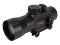 Product detail of TRUGLO Red Dot Sight 30mm Tube 2x 2.5 MOA Dot with Integral Weaver-Style Base Matte