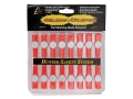 Hunter Safety System Trail Marking Glow Clips Orange and Reflective White Pack of 16