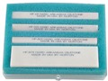 Product detail of Norton Hard Arkansas Sharpening Stone Package of 4 Ultra-Fine