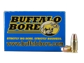 Product detail of Buffalo Bore Ammunition 357 Sig 125 Grain Full Metal Jacket Box of 20