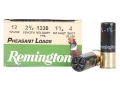 Remington Pheasant Ammunition 12 Gauge 2-3/4&quot; 1-1/4 oz #4 Shot Box of 25