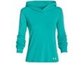 Under Armour Women's UA ISO-Chill Dayz Hooded Sweatshirt Nylon