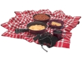 Texsport 5-Piece Kangaroo Teflon Mess Kit Aluminum