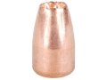 Copper Only Projectiles (C.O.P.) Solid Copper Bullets 9mm Luger (355 Diameter) 95 Grain Hollow Point Lead-Free Box of 50