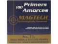 Product detail of Magtech Small Pistol Primers #1-1/2