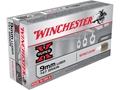 Winchester USA WinClean Ammunition 9mm Luger 147 Grain Brass Enclosed Base