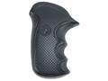 Pachmayr Diamond Pro Grip Taurus Public Defender Compact Black