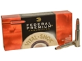 Federal Premium Vital-Shok Ammunition 30-30 Winchester 150 Grain Trophy Copper Lead-Free Box of 20