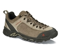 "Vasque Juxt 4"" Hiking Shoes Leather Aluminum and Chili Pepper Men's"