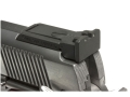 Product detail of Wilson Combat Lo-Mount Adjustable Rear Sight 1911 Wilson Combat Cut Steel Blue Tritium